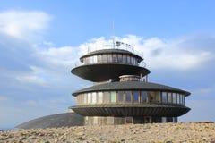 Montagne de Sniezka Photographie stock libre de droits