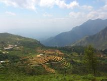 Montagne de Sri Lanka Photos stock