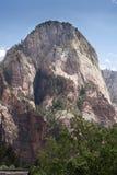 Montagne de Sun Zion National Park photos stock