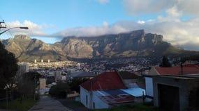 Montagne de Tableau, Cape Town Image stock