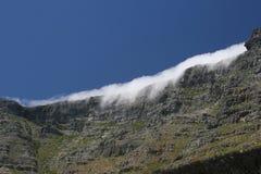 Montagne de Tableau, Capetown SA Photos stock