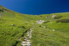 Montagne de Tatra photos stock