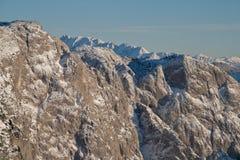 Montagne de Trisselwand Photographie stock