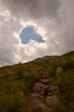 Montagne de Vitosha Photos stock