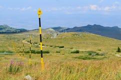 Montagne de Vitosha Photographie stock libre de droits
