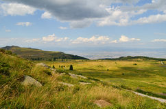 Montagne de Vitosha Photos libres de droits