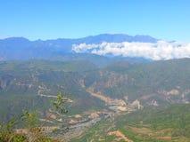 Montagne de vue Photo stock