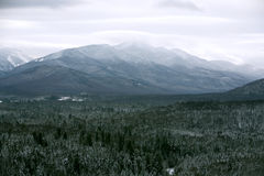 Montagne de Whiteface Photos stock