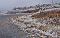 Montagne de Whitetop image libre de droits