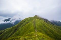 Montagne de Wugong Photos libres de droits