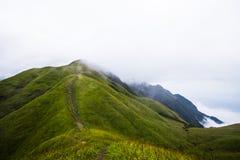 Montagne de Wugong Image libre de droits