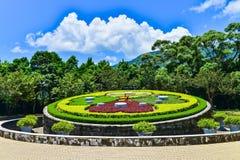 Montagne de Yangmingshan à Taïpeh, Taïwan Photo libre de droits