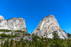 Montagne de Yosemite Photo libre de droits