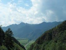 Montagne del Altai Immagine Stock