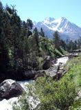 Montagne del Caucaso Fotografia Stock Libera da Diritti