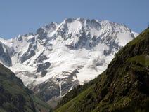 Montagne del Caucaso Fotografie Stock
