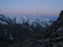 Montagne del Caucaso Immagini Stock Libere da Diritti