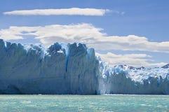 Montagne del ghiaccio dell'Argentina Immagine Stock Libera da Diritti