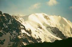 Montagne del kabardinibalkariya Immagini Stock