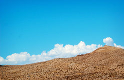 Montagne del Lago Mead, Nevada Immagini Stock Libere da Diritti