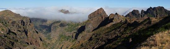 Montagne del Madera Immagini Stock Libere da Diritti