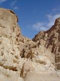 Montagne del Sinai immagini stock