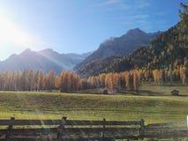 Montagne del Trentino Alto Adige. Foto delle Montagne del Trentino Alto Adige durante trekking in altura royalty free stock image