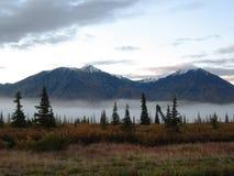 Montagne dell'Alaska Immagini Stock Libere da Diritti