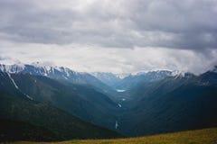 Montagne dell'Altai Immagine Stock Libera da Diritti