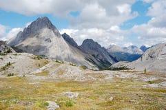 montagne dell'altopiano Fotografia Stock