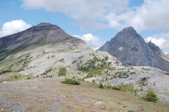 montagne dell'altopiano Fotografia Stock Libera da Diritti