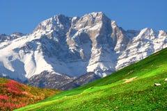 Montagne dell'Armenia. Fotografie Stock Libere da Diritti