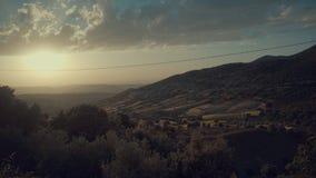 Montagne dell'atlante, Marocco fotografia stock