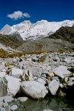 Montagne dell'Himalaya Immagine Stock