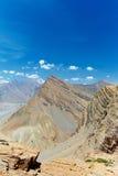 Montagne dell'Himalaya in India immagini stock libere da diritti