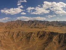 Montagne dell'Oman Immagini Stock Libere da Diritti