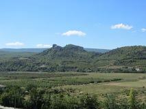 Montagne della Crimea Fotografia Stock Libera da Diritti