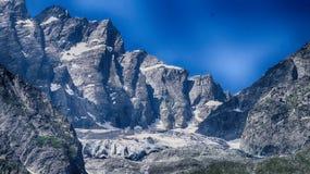 Montagne della roccia fotografia stock libera da diritti