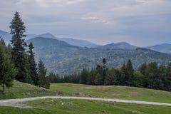Montagne della Romania Immagine Stock Libera da Diritti