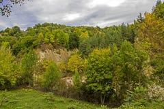 Montagne della Romania Fotografia Stock Libera da Diritti