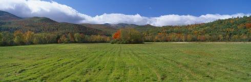 Montagne di Adirondack Immagine Stock