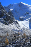 Montagne di Altai Immagine Stock Libera da Diritti