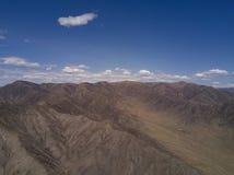 Montagne di Altai Bello paesaggio dell'altopiano La Russia Immagine Stock