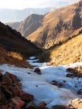 Montagne di autunno Fotografie Stock Libere da Diritti