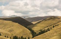 Montagne di Bucegi Fotografia Stock Libera da Diritti