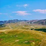 Montagne di Bucegi, Romania Immagine Stock