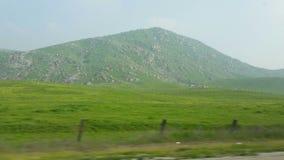 Montagne di California Fotografia Stock