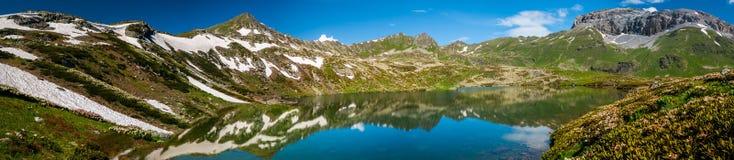 Montagne di Caucaso immagine stock