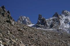 Montagne di Caucaso Immagini Stock