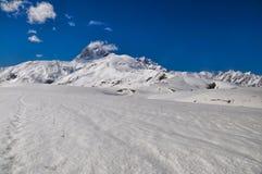 Montagne di Caucaso, Svaneti Immagine Stock
